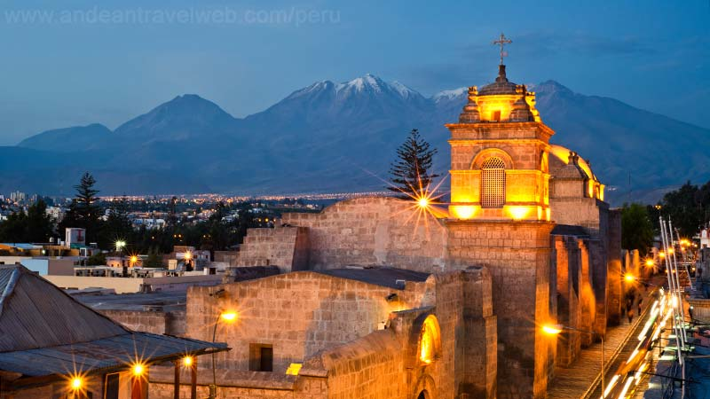 Arequipa Visitor Guide