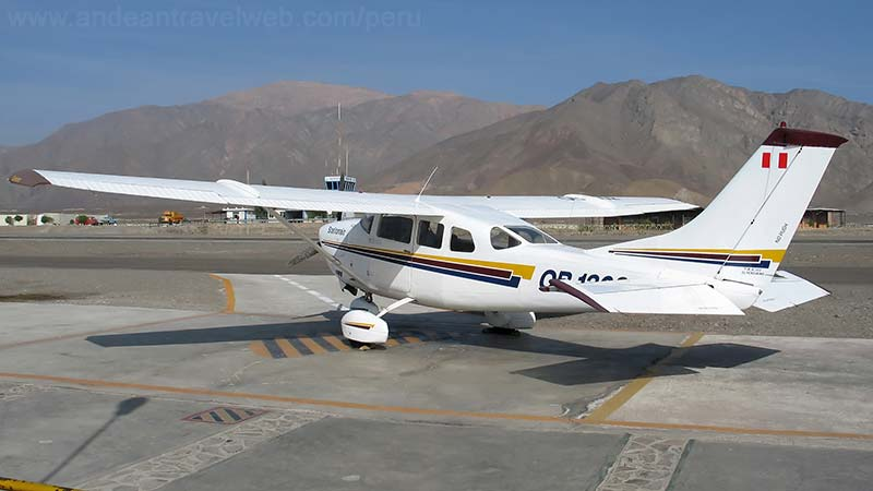 Nazca Lines Flights